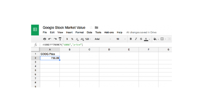 I Will Make Professional Excel And Google Sheets